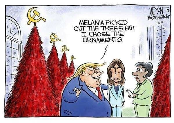 Trumputin derangement syndrome